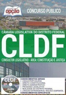 CONSULTOR LEGISLATIVO - ÁREA: CONSTITUIÇÃO E JUSTIÇA