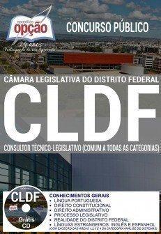 CONSULTOR TÉCNICO-LEGISLATIVO (COMUM A TODAS AS CATEGORIAS)