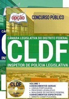 INSPETOR DE POLÍCIA LEGISLATIVA