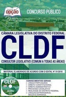 CONSULTOR LEGISLATIVO (COMUM A TODAS AS ÁREAS)