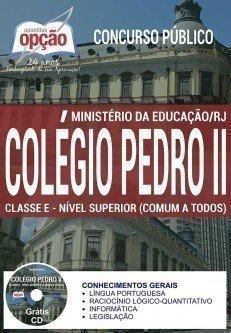 CLASSE E - NÍVEL SUPERIOR (COMUM A TODOS)