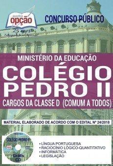 CARGOS DA CLASSE D (COMUM A TODOS)