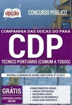 TÉCNICO PORTUÁRIO (COMUM A TODOS)