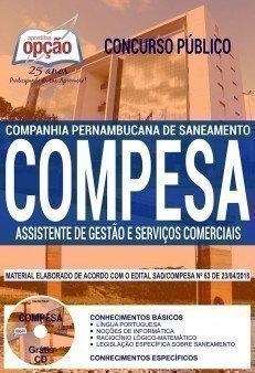 ASSISTENTE DE GESTÃO E SERVIÇOS COMERCIAIS