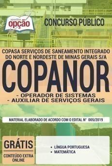 OPERADOR DE SISTEMAS E AUXILIAR DE SERVIÇOS GERAIS