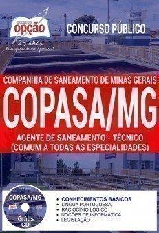AGENTE DE SANEAMENTO - TÉCNICO (COMUM A TODAS ESPECIALIDADES)