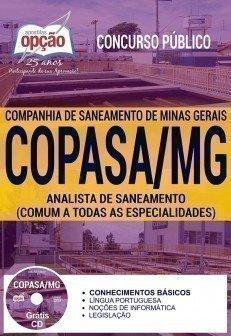 ANALISTA DE SANEAMENTO (COMUM A TODAS AS ESPECIALIDADES)