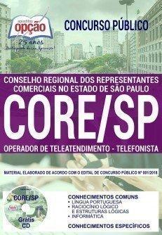 OPERADOR DE TELEATENDIMENTO E TELEFONISTA