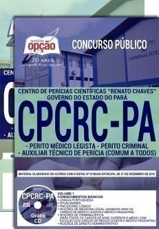 PERITO MÉDICO LEGISTA, PERITO CRIMINAL E AUXILIAR TÉCNICO DE PERÍCIA (COMUM A TODOS)