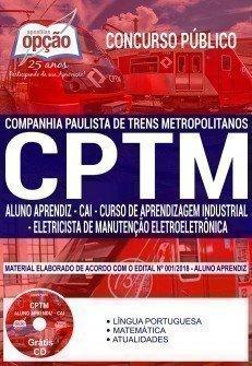 ALUNO APRENDIZ -  CAI - ELETRICISTA DE MANUTENÇÃO ELETROELETRÔNICA