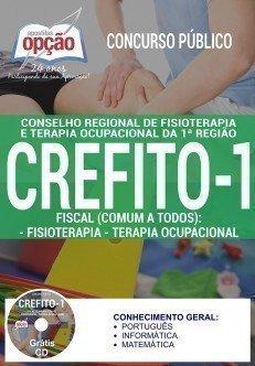FISCAL (COMUM A TODOS): FISIOTERAPIA - TERAPIA OCUPACIONAL