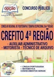 AUXILIAR ADM / MOTORISTA / TÉCNICO DE ARQUIVO