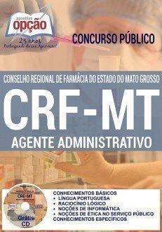 Apostila Concurso CRF MT 2017 gratis