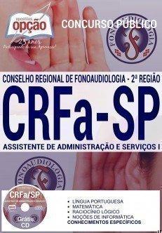 ASSISTENTE DE ADMINISTRAÇÃO E SERVIÇO I