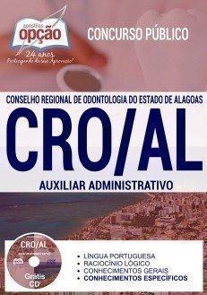 Apostila Concurso CRO AL 2017 - AUXILIAR ADMINISTRATIVO