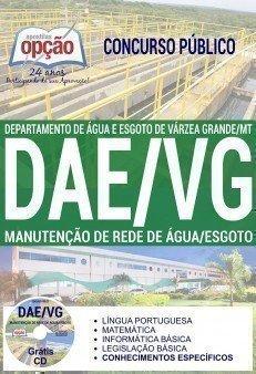 MANUTENÇÃO DE REDE DE ÁGUA/ESGOTO