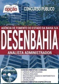 Apostila Desenbahia Analista ADMINISTRADOR