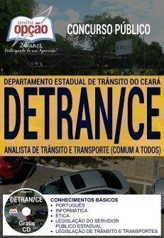 ANALISTA DE TRÂNSITO E TRANSPORTE (COMUM A TODOS)