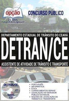 ASSISTENTE DE ATIVIDADE DE TRÂNSITO E TRANSPORTE