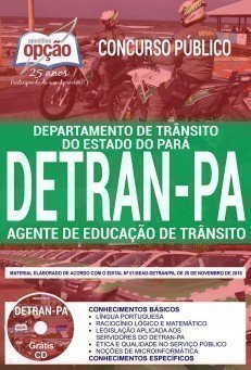AGENTE DE EDUCAÇÃO DE TRÂNSITO