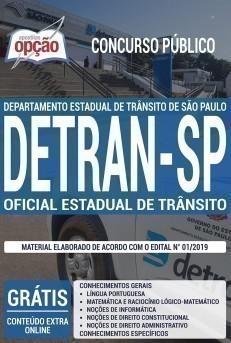 OFICIAL ESTADUAL DE TRÂNSITO