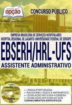 apostila ebserh assistente administrativo gratis