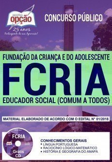 EDUCADOR SOCIAL (COMUM A TODOS)