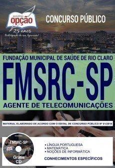 AGENTE DE TELECOMUNICAÇÕES