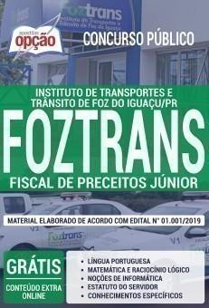 FISCAL DE PRECEITOS JÚNIOR