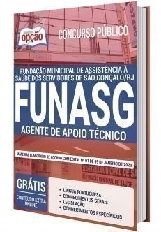 AGENTE DE APOIO TÉCNICO