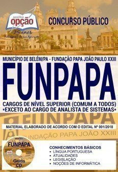 CARGOS DE NÍVEL SUPERIOR (EXCETO ANALISTA DE SISTEMAS) (COMUM A TODOS)