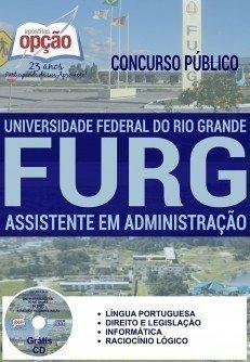 Apostila Concurso FURG - Rio Grande do Sul 2016
