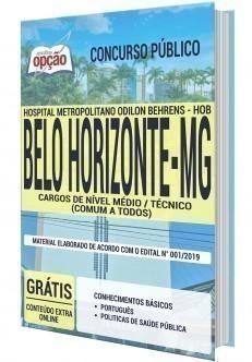 CARGOS DE NÍVEL MÉDIO / TÉCNICO (COMUM A TODOS)