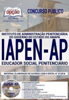 EDUCADOR SOCIAL PENITENCIÁRIO