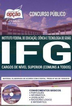 CARGOS DE NÍVEL SUPERIOR (COMUNS A TODOS)