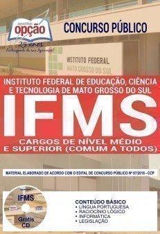 Apostila concurso IFMS