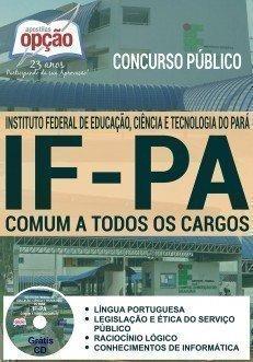Apostila Concurso IFPA COMUM A TODOS OS CARGOS