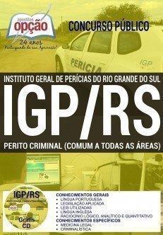 PERITO CRIMINAL (COMUM A TODAS AS ÁREAS)
