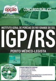 Apostila IGP-RS TÉCNICO EM RADIOLOGIA.