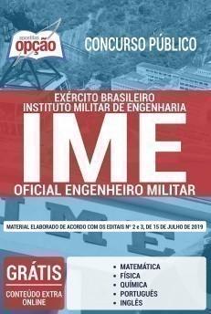 OFICIAL ENGENHEIRO MILITAR