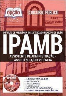ASSISTENTE DE ADMINISTRAÇÃO - ASS. PREVIDÊNCIA