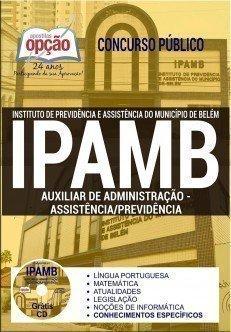 AUXILIAR DE ADMINISTRAÇÃO - ASS. PREVIDÊNCIA