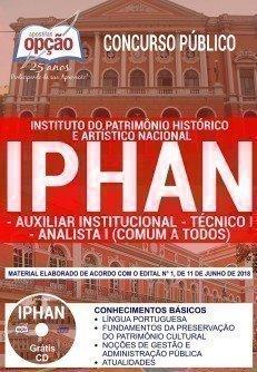 AUXILIAR INSTITUCIONAL, TÉCNICO I E ANALISTA I (COMUM A TODOS)