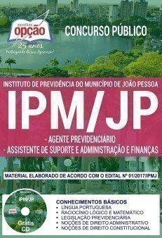 AGENTE PREVIDENCIÁRIO - ASSISTENTE DE SUPORTE E ADMINISTRAÇÃO E FINANÇAS