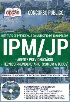 AGENTE PREVIDENCIÁRIO E TÉCNICO PREVIDENCIÁRIO (COMUM A TODOS)