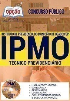 Apostila concurso IPMO Osasco 2017