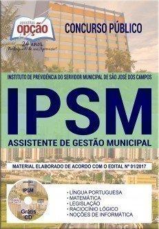 ASSISTENTE DE GESTÃO MUNICIPAL