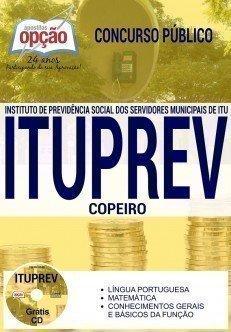 Apostila Concurso ITUPREV 2017 – COPEIRO