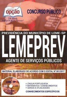 AGENTE DE SERVIÇOS PÚBLICOS