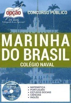 Apostila Concurso Marinha do Brasil 2017 - COLÉGIO NAVAL